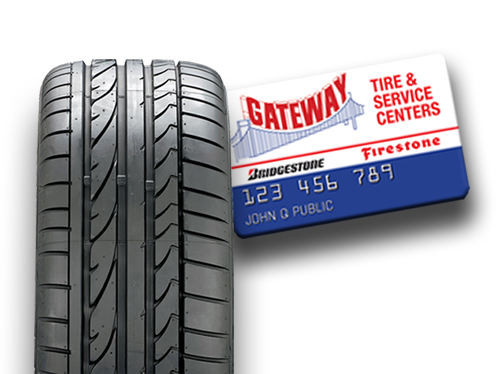 Financing From Cfna Gateway Tire Service Center